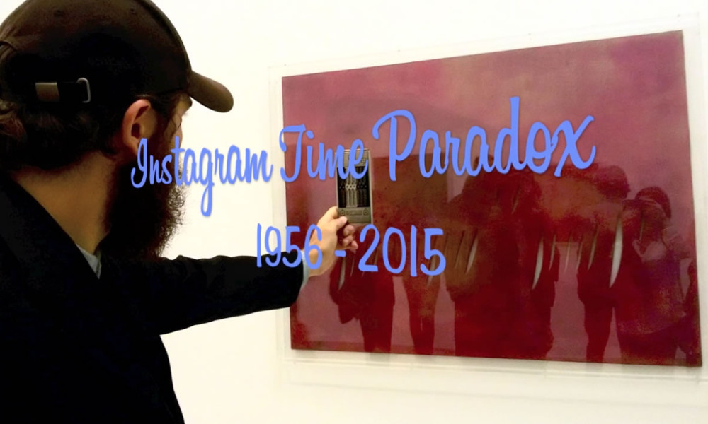 Instagram Time Paradox (Solo Show)