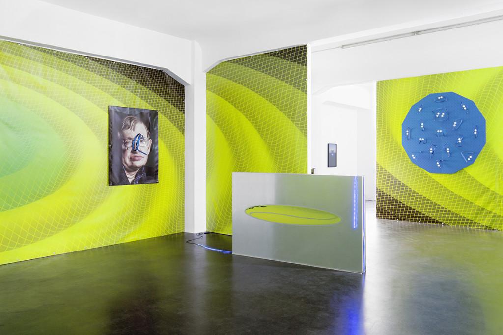 Galerie Alexander Levy -Luca Pozzi