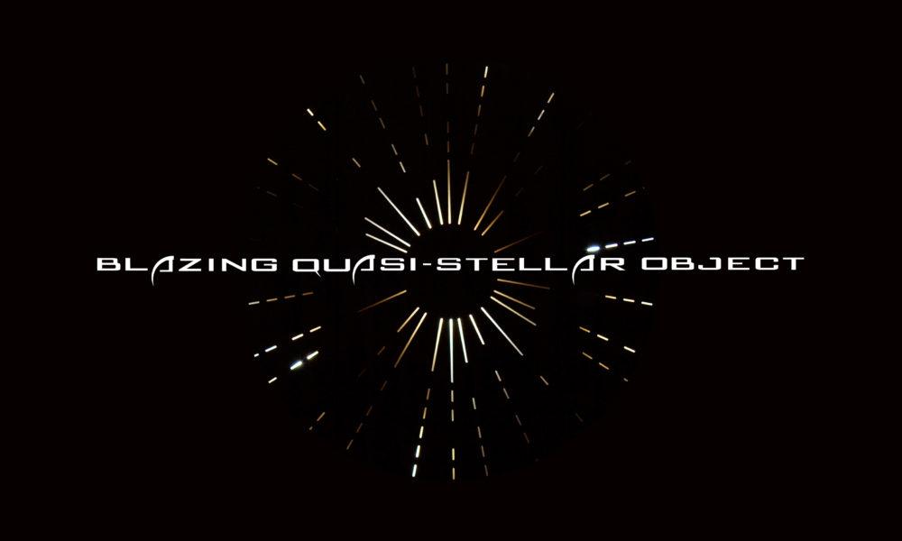 Blazing Quasi-Stellar Object (Special Project)