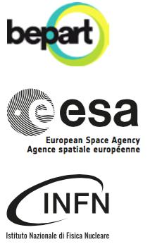 BEPART ESA INFN