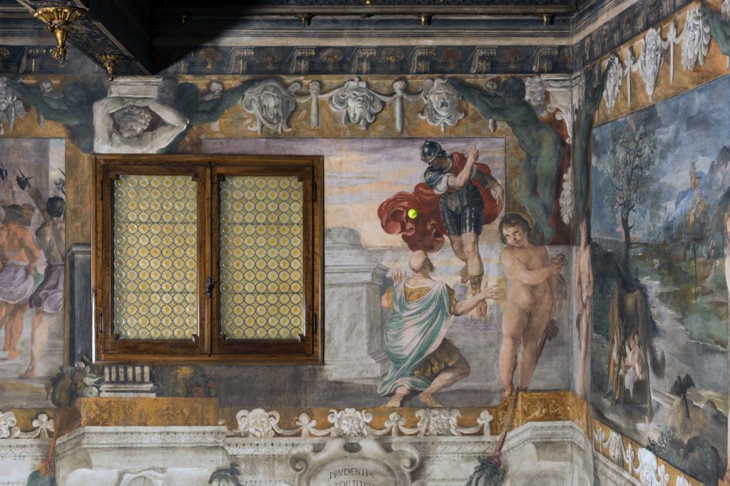 """Wilson Tour Carracci from """"Storie della fondazione di Roma"""" -"""