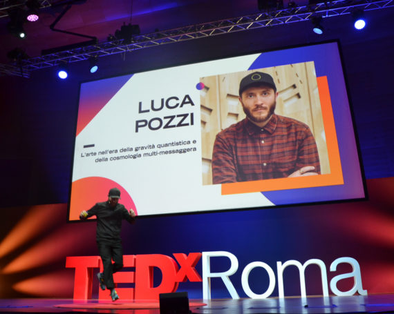 TEDX – Lecture Performance