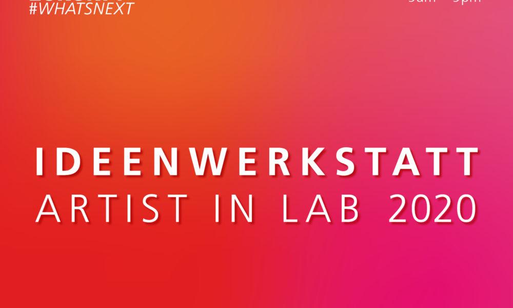 ARTIST IN LAB – 2020 Presentation at STATE STUDIO (Berlin)